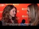 Rus Subs Интервью Шейлин о 4 сезоне сериала Втайне от родителей для Clevver TV