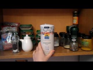 Организация и хранение на кухне_ специи, крупы, макароны