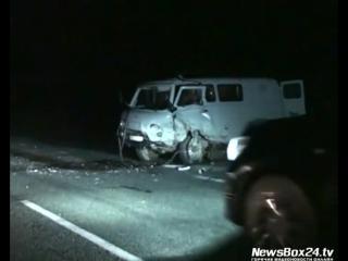 В Приморье пьяный водитель забрал свой автомобиль с автомастерской и тут же его разбил