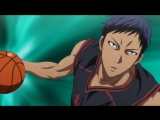 Anime Kuroko no Basuke AMV  Аниме Баскетбол Куроко АМВ клип - Музыка Linkin Park – Lost In The Echo