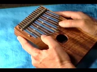Калимба - Carol Of The Bells (Этнические музыкальные инструменты).mp3