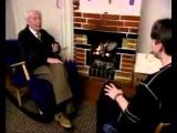 Д.С. Лихачев и Сергей Курехин (Фрагмент документального фильма ''Одна единственная встреча'', 2006 г. Реж. Н. Урвачева)