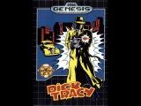 Dick Tracy Прохождение (Sega Rus)