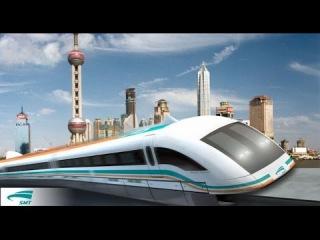 В мире машин   Поезда _ 2015 Самые большие в мире