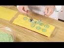 Homemade Ravioli with Marcato Ravioli Tablet - Video tutorial