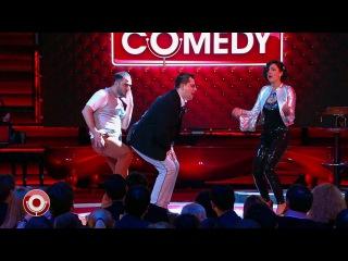 Comedy Club Марина Кравец, Демис Карибидис и Гарик Харламов - Ночной клуб в Ставрополе