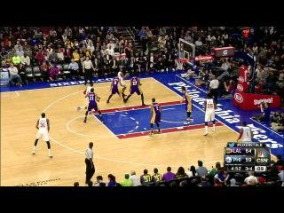 [HD] LA Lakers vs Philadelphia 76ers | Full Highlights | March 30, 2015 | NBA Season 2014/15