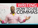 Writing Skills: When to use commas with FOR, AND, BUT, OR, YET, SO, NOR
