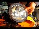 Как переделать обычный фонарик на светодиодный /How to alter the normal on the LED flashlight