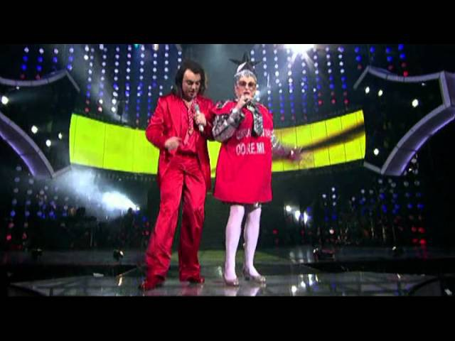 Верка Сердючка. Киркоров в театре Оперетты. (2008)