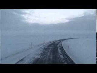 Дальнобой.Северная Норвегия.BATSFJORD