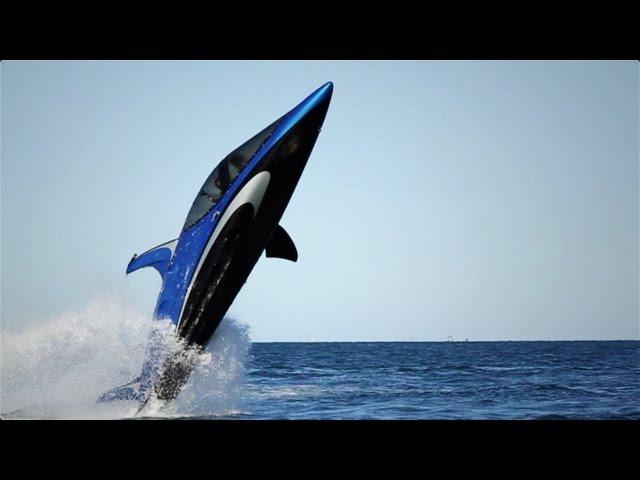 Seabreacher Australias Shark Inspired Watercraft