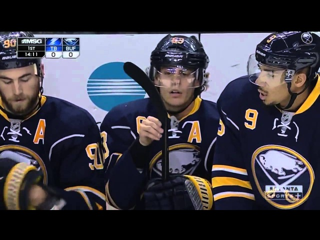 NHL 15/16, RS: Tampa Bay Lightning vs Buffalo Sabres 10/10/2015