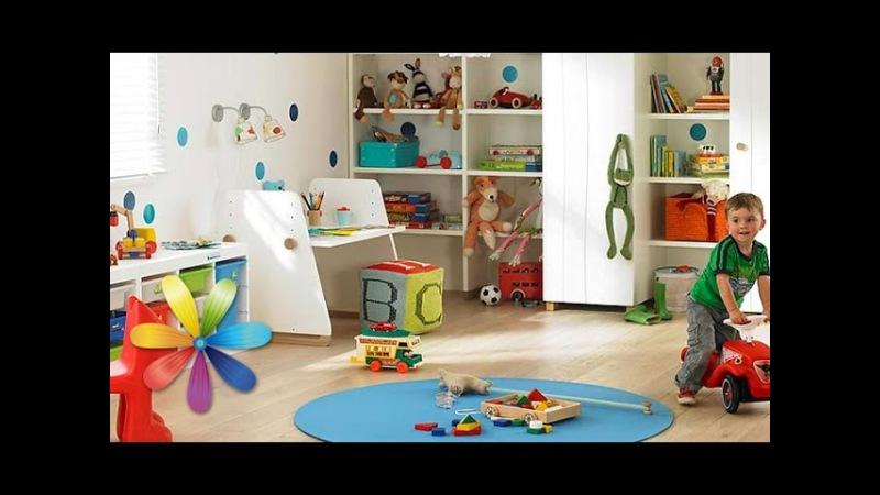 Дизайн детской для ребенка 5 лет