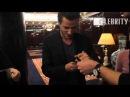 Gaspard Ulliel signing autographs in Moscow, 15.10.2014 / Гаспар Ульель раздает автографы в Москве