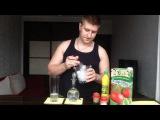 Как приготовить коктейль Кровавая Мэри/Bloody Mary