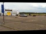 Honda Concerto Turbo vs Skyline  Flughafenrennen MV 2012