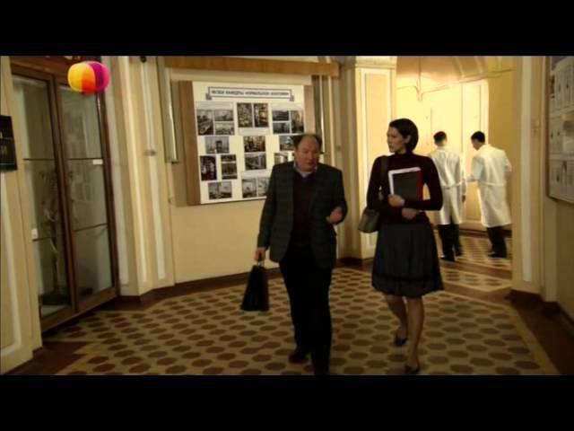 Любовь с первого вздоха Новая русская комедия 2013