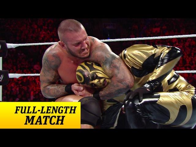FULL LENGTH MATCH Raw Goldust vs Randy Orton