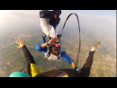 Friday Freakout: Skydive Student Entanglement With Instructor's Camera