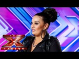 Monica Michael sings Pretty Little Sister Room Auditions Week 2 The X Factor UK 2014
