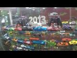 Коллекция машинок Хот Вилс за 2013-2014 года