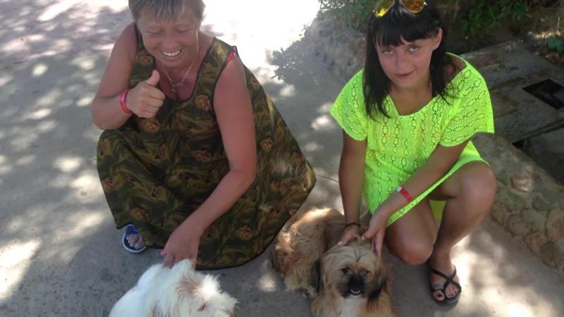 Наши постоянные гости Елена и Юлия из Димитровграда