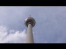 Берлин, Александерплац, батуты!