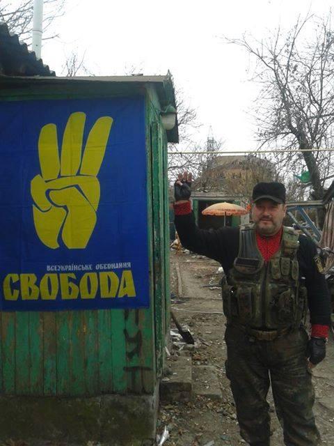 Олег Куцин, Свобода, Закарпатська Січ
