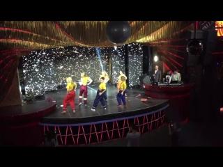 Мисс ОГАУ 2015 - общий танец