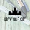 Draw your city / Нарисуй город