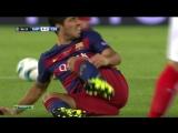 Суперкубок УЕФА 2015|| «Барселона» - «Севилья» || Второй тайм.