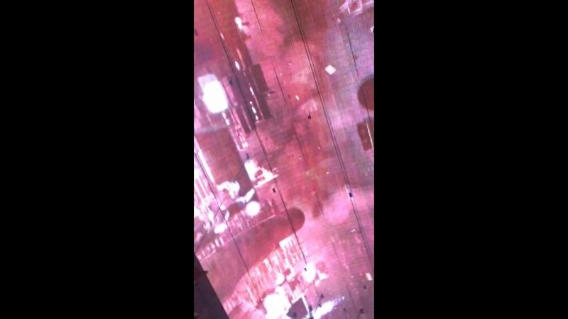 Las Vegas. Fremont Street Experience. 18/07/2015. imagine Dragons