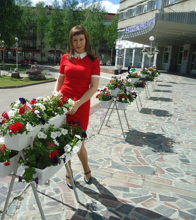 Анна Берг