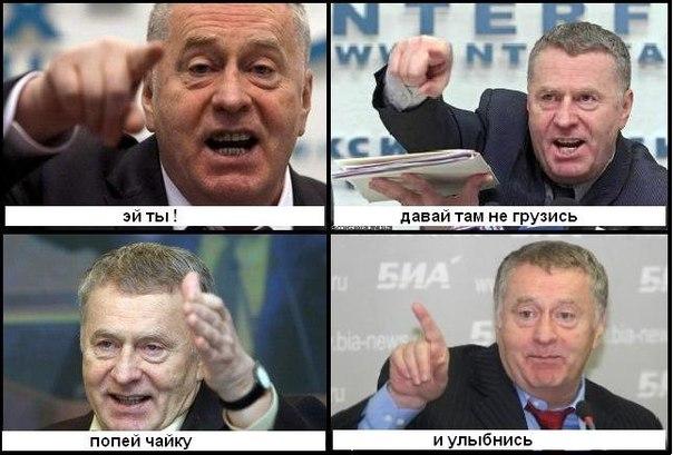 жириновский приколы: