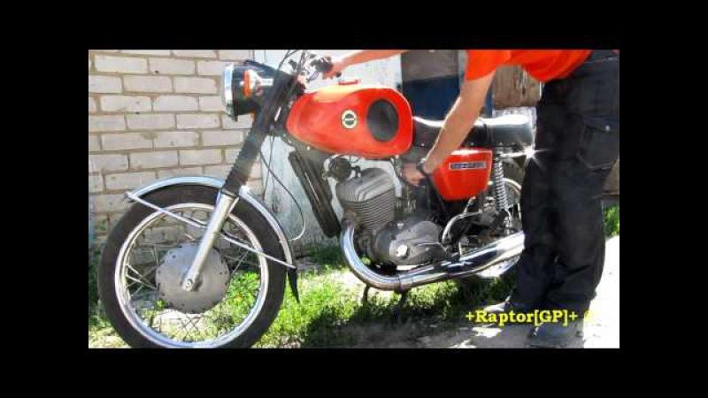 Иж Планета Спорт 350 '78 Izh Planeta Sport 350