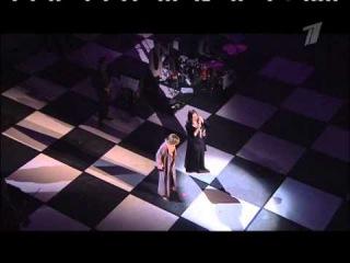 Tamara Gverdtsiteli & Patricia Kaas - La Vie En Rose