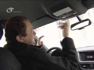 Обзор Audi Q5. Тест драйв Ауди Ку5