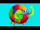 Мультики для самых маленьких: Что это, Мойа? Развивающий мультик, 20 серия. Игры для малышей.