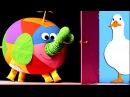 Мультики для самых маленьких: ЧТО ЭТО, МОЙА? Развивающий мультфильм, 15 серия. Животные для детей