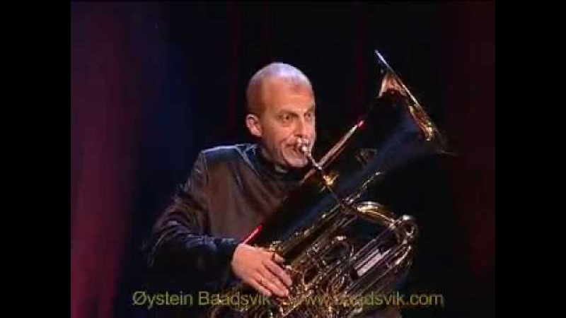 Czardas - tuba solo full version (baadsvik)