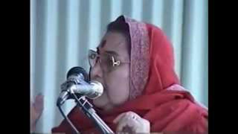 Беседа с йогами в Ашраме 13 04 1994 г 2 Часть