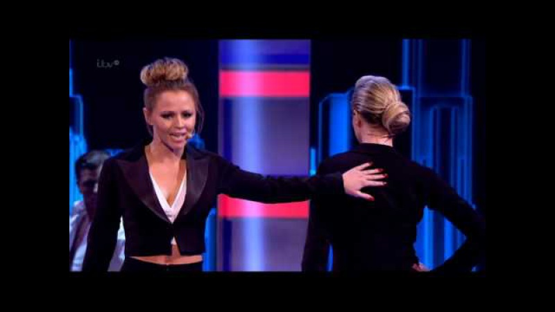 Kimberley Walsh Denise Van Outen- Take That Look Off Your Face (ALW 40 Years)