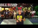 Wwe Superstars & Divas Sing Ring The Bell! Christmas Song