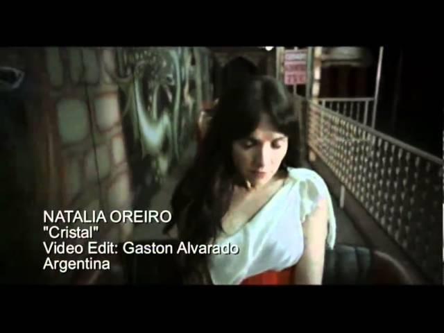 NATALIA OREIRO Cristal