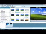 Монтаж видео в Movie Maker 2.1