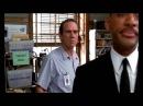 Смешной отрезок из фильма Люди в черном 2