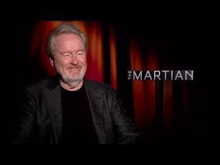 """Ридли Скотт рассказывает подробности о фильме """"Прометей 2"""" (ENGLISH)."""