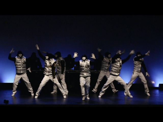Jabbawockeez TBT - DEVASTATING STEREO ft. Baby Wockee (Live)