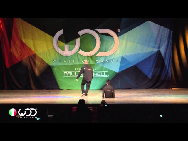 Puppetz Showcase | Youth Division | World of Dance Italy Qualifiers 2015 | WODIT2015